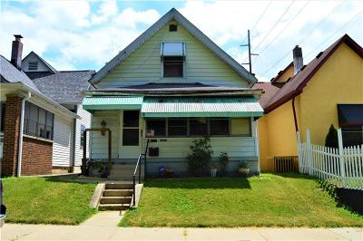 Indianapolis IN Single Family Home For Sale: $85,000