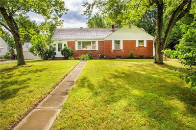 Marion County Single Family Home For Sale: 6135 Dearborn Street