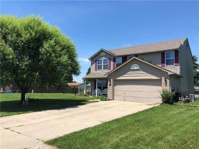 Martinsville Single Family Home For Sale: 1504 East Buckskin Trace E