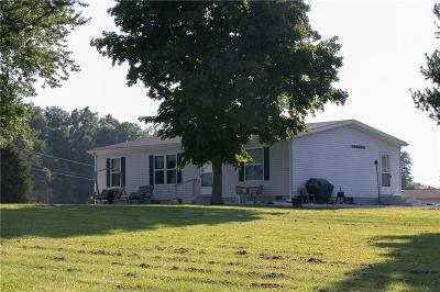 Owen County Single Family Home For Sale: 9051 Morgan Road