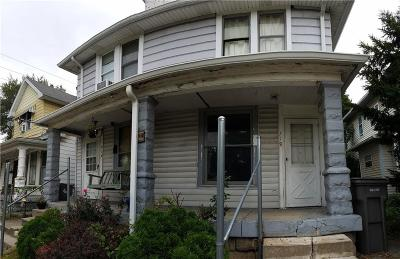 Indianapolis Multi Family Home For Sale: 719 South Randolph Street