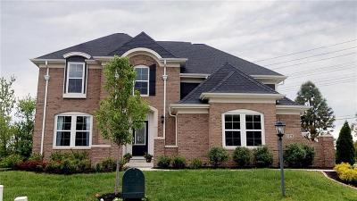 Fishers IN Single Family Home For Sale: $499,900