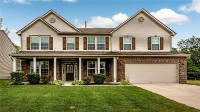 Noblesville Single Family Home For Sale: 15832 Symphony Boulevard