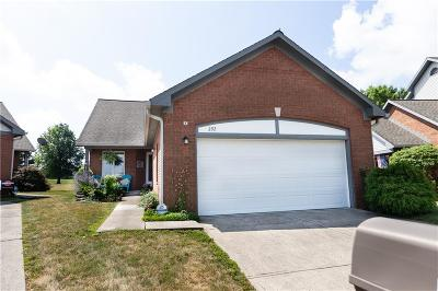 Greenwood IN Condo/Townhouse For Sale: $175,000