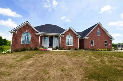 Martinsville Single Family Home For Sale: 8325 Cottonwood Drive