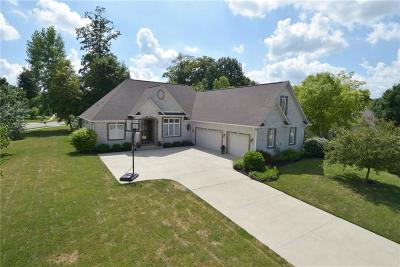 Greenwood Single Family Home For Sale: 5301 Brooks Bend Road