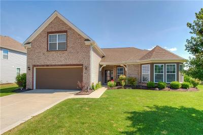 Indianapolis Single Family Home For Sale: 8825 New Heritage Court