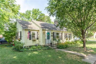 Single Family Home For Sale: 2426 East Northgate Street