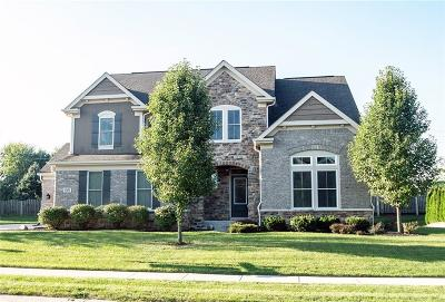 McCordsville Single Family Home For Sale: 13691 Perched Owl