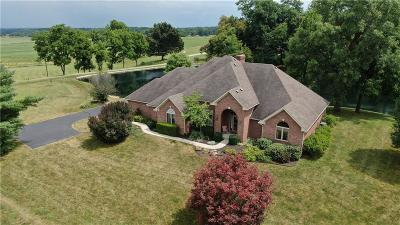Mooresville Single Family Home For Sale: 563 East Greencastle Road