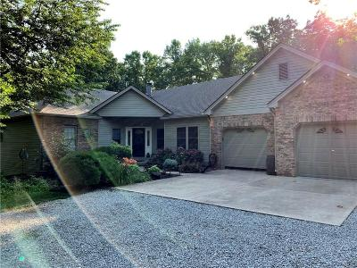 Franklin Single Family Home For Sale: 4880 East 500 S
