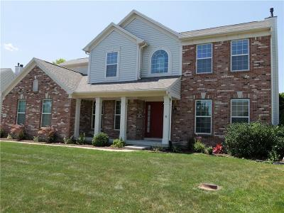 Noblesville Single Family Home For Sale: 19065 Mill Grove Drive