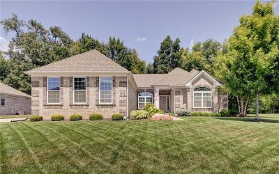 Carmel Single Family Home For Sale: 1824 Jutland Drive