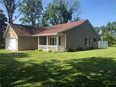 Greenfield Single Family Home For Sale: 2056 South 500 East