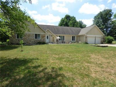 Carmel Single Family Home For Sale: 707 Citation Road