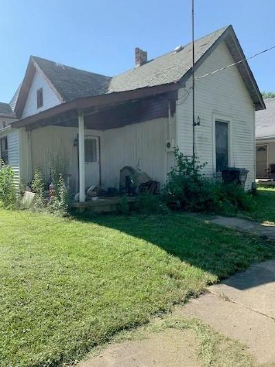 Hancock County Single Family Home For Sale: 603 Main Street