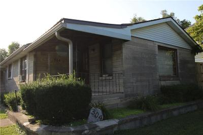 Henry County Single Family Home For Sale: 304 South 21st Street