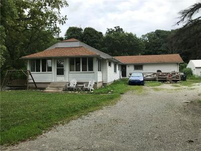 Madison County Single Family Home For Sale: 2538 North 200 E Road