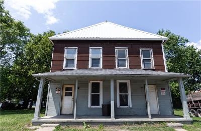 Indianapolis Multi Family Home For Sale: 914 Saint Peter Street