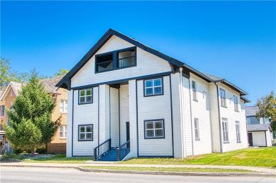 Multi Family Home For Sale: 1701 North College Avenue