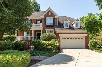 Single Family Home For Sale: 8042 Hopkins Lane