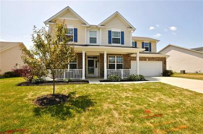 Fishers Single Family Home For Sale: 11209 Beardsley Way