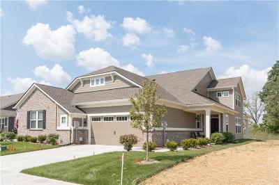 Noblesville Condo/Townhouse For Sale: 4888 Eldon Drive