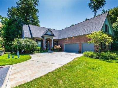 Indianapolis Single Family Home For Sale: 10030 Portside Way