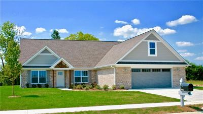 New Palestine Single Family Home For Sale: 4667 West Meadows Lane