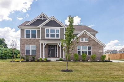 McCordsville Single Family Home For Sale: 6052 Woodbrush Way