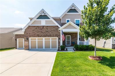Whitestown Single Family Home For Sale: 5781 Bluff View Lane