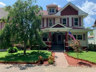 Clay County Single Family Home For Sale: 604 North Meridian