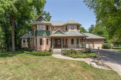 Greenwood Single Family Home For Sale: 1041 Silver Creek Court