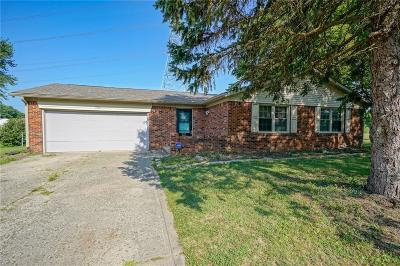 Greenwood Single Family Home For Sale: 784 South Shady Creek Drive