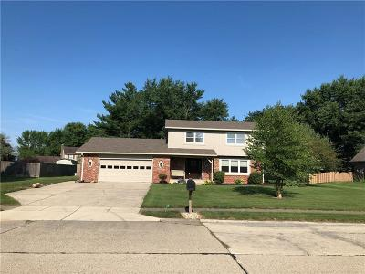 Greenfield Single Family Home For Sale: 1308 Greenhills Road