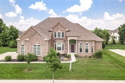 Fishers Single Family Home For Sale: 14374 Brooks Edge Lane