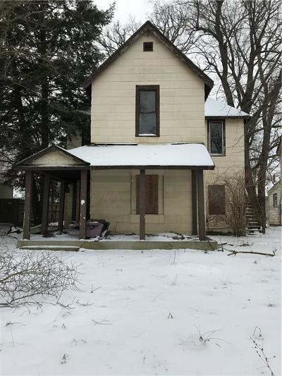 Madison County Single Family Home For Sale: 921 West 5th Street