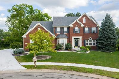 Fishers IN Single Family Home For Sale: $599,900