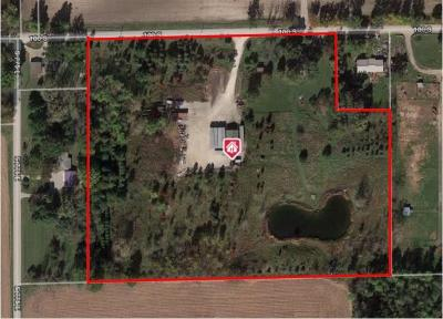 Whitestown Single Family Home For Sale: 7881 East 100