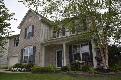 McCordsville Single Family Home For Sale: 6512 West Deer Crossing Boulevard