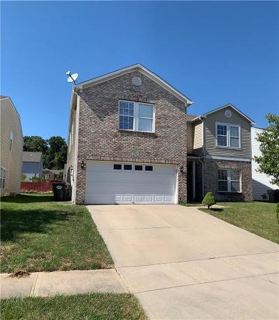 Greenwood Single Family Home For Sale: 2968 Seasons Drive