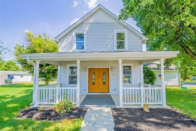Arcadia Single Family Home For Sale: 100 North Street W