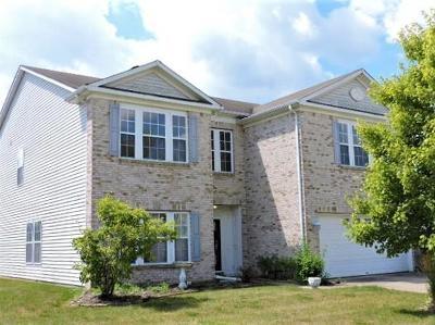 Brownsburg Single Family Home For Sale: 10469 Ballard Drive