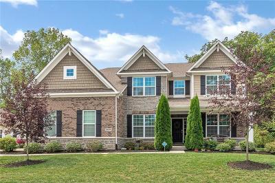 Indianapolis Single Family Home For Sale: 6644 Nantahala Drive