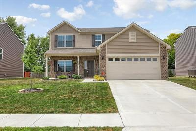 Greenwood Single Family Home For Sale: 2284 Sungold Trail