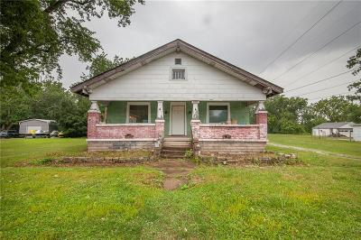 Madison County Single Family Home For Sale: 4633 Columbus Avenue