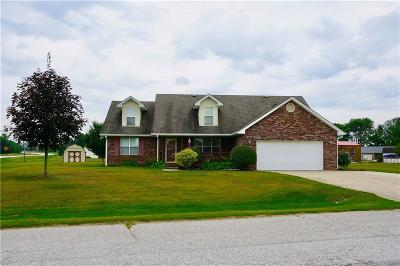 Martinsville Single Family Home For Sale: 1027 South Teresa Drive