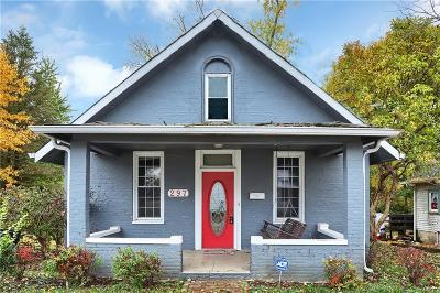 Franklin Single Family Home For Sale: 297 Young Street