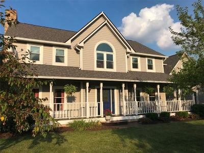 New Palestine Single Family Home For Sale: 3725 South Applegate Drive