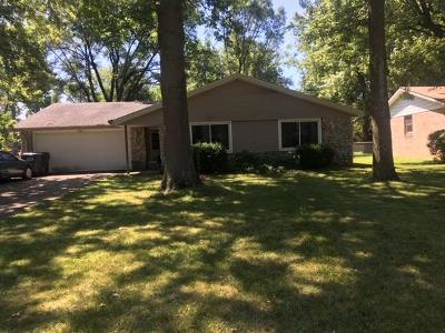 Delaware County Single Family Home For Sale: 1001 East Cooper Drive